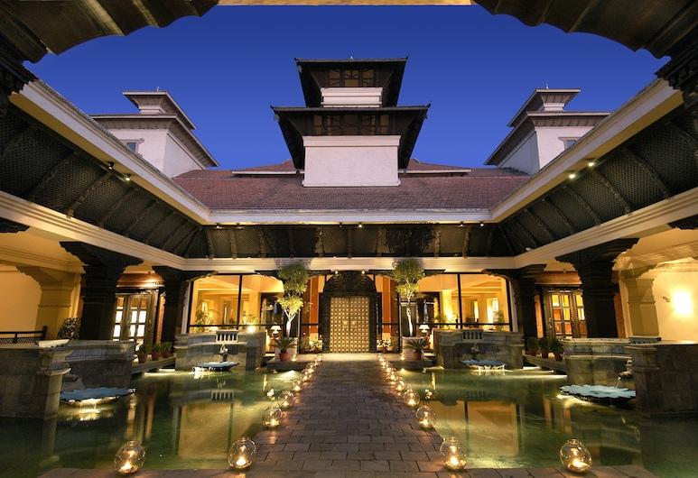 حياة ريجنسي كاتماندو, كاتماندو, مدخل الفندق