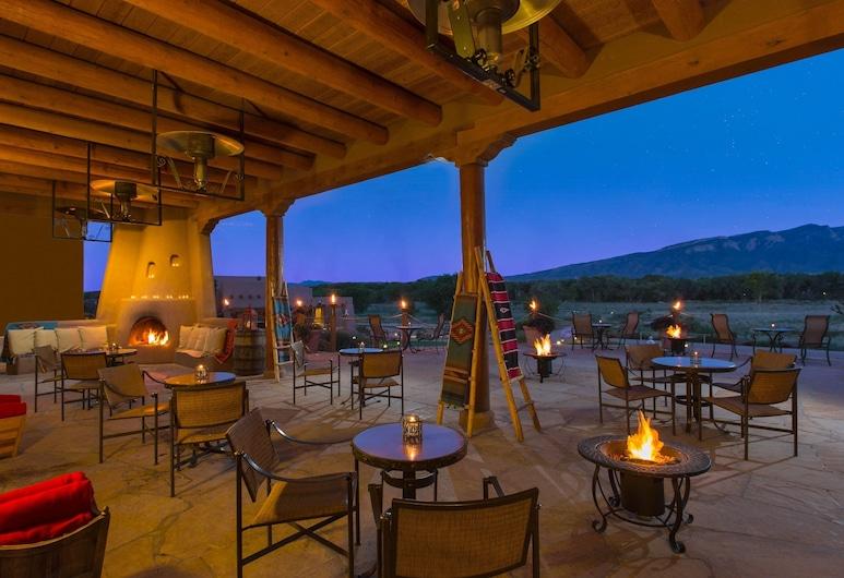 Hyatt Regency Tamaya Resort & Spa, Santa Ana Pueblo, Einestamine vabas õhus
