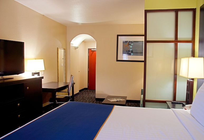 Super 8 by Wyndham Irving/DFW Apt/North, Irving, Executive Suite, Guest Room