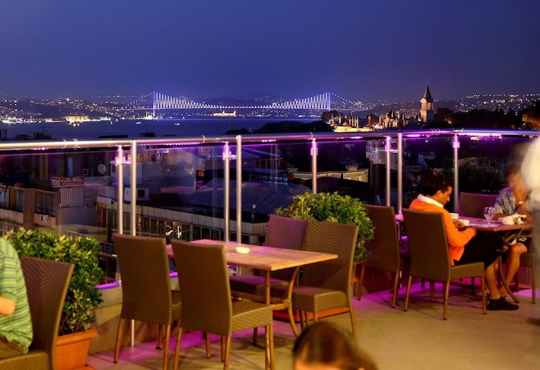 Pierre Loti Hotel - Special Class, Istanbul, Outdoor Dining