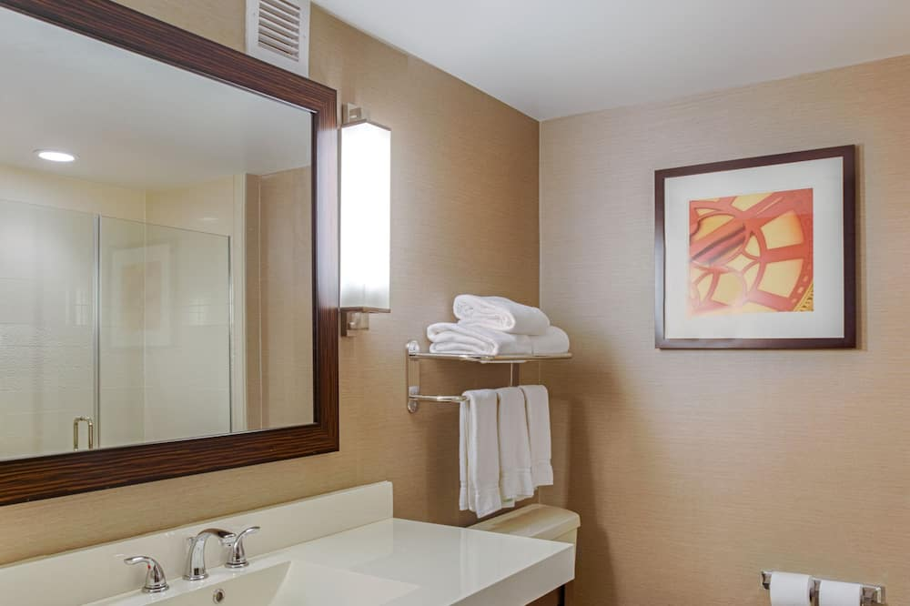 Kamar Eksekutif, 1 Tempat Tidur King, non-smoking - Kamar mandi