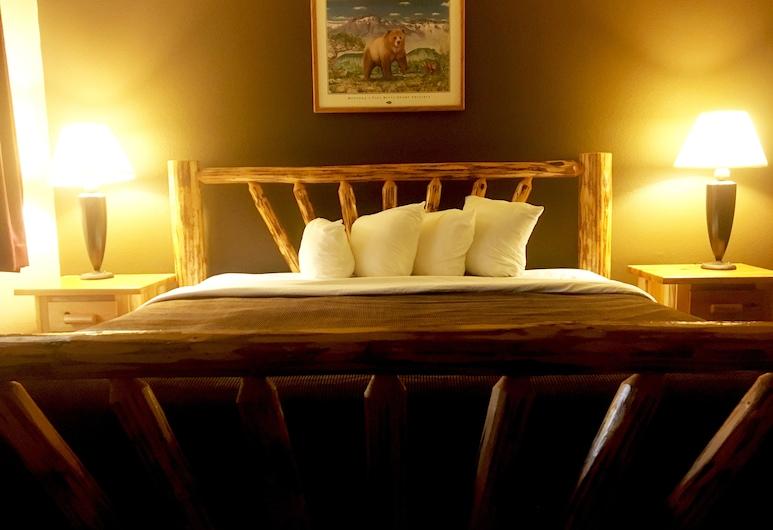 FairBridge Inn & Suites Missoula, Missoula, Quarto Empresarial, 1 cama king-size, Não-fumadores, Quarto