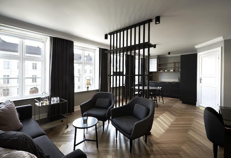 هوتل إس كاي تي آناي, كوبنهاجن, شقة, غرفة نزلاء