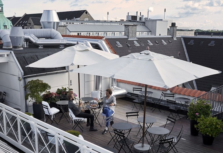 Hotel SKT. Annæ, Kopenhaagen, Terrass