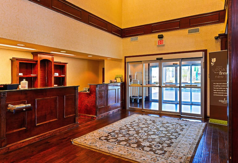 Country Inn & Suites by Radisson, Savannah Gateway, GA, Savannah, Reception