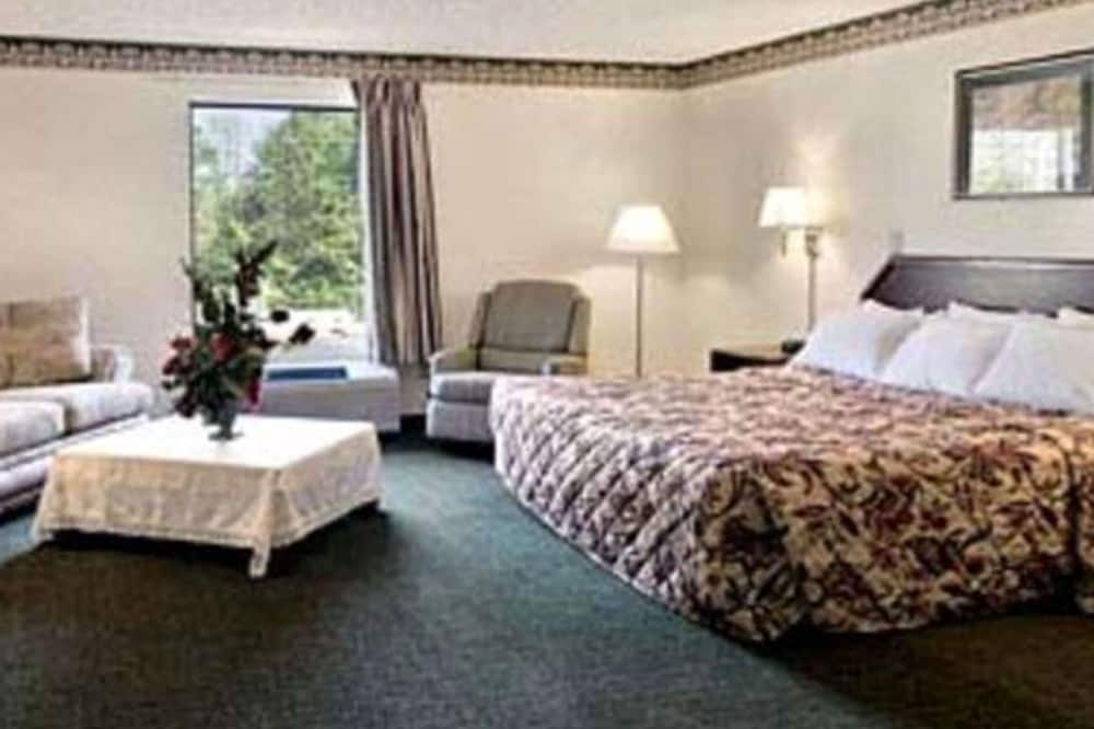 Room, 1 King Bed, Non Smoking, Jetted Tub - Guest Room