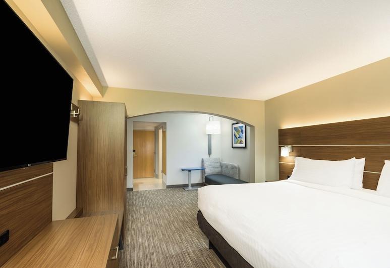 Holiday Inn Express Hotel & Suites Louisville East, Louisville, Zimmer, 1King-Bett, Nichtraucher (LEISURE), Zimmer