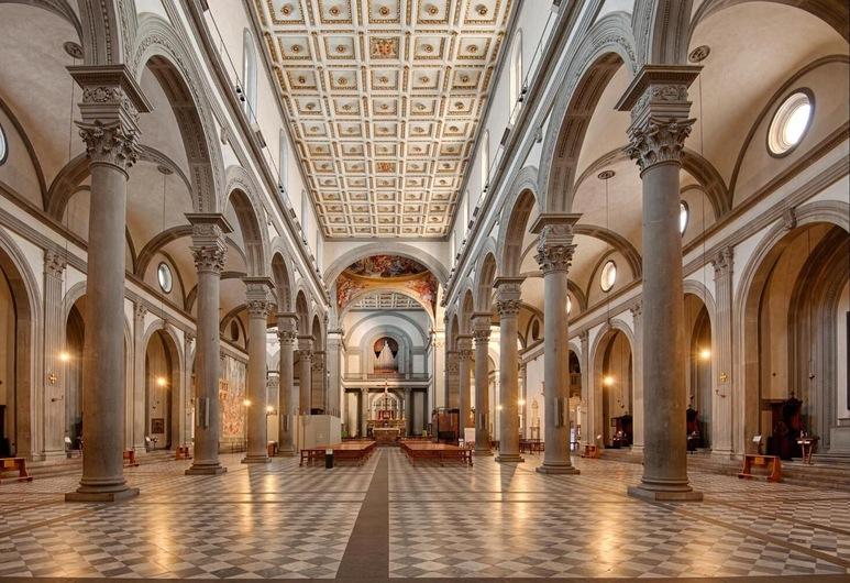 Hotel Medici, Firenze, Fuajee