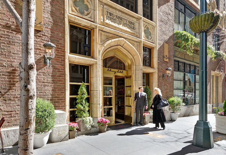 Library Hotel by Library Hotel Collection, New York, Hotellets front