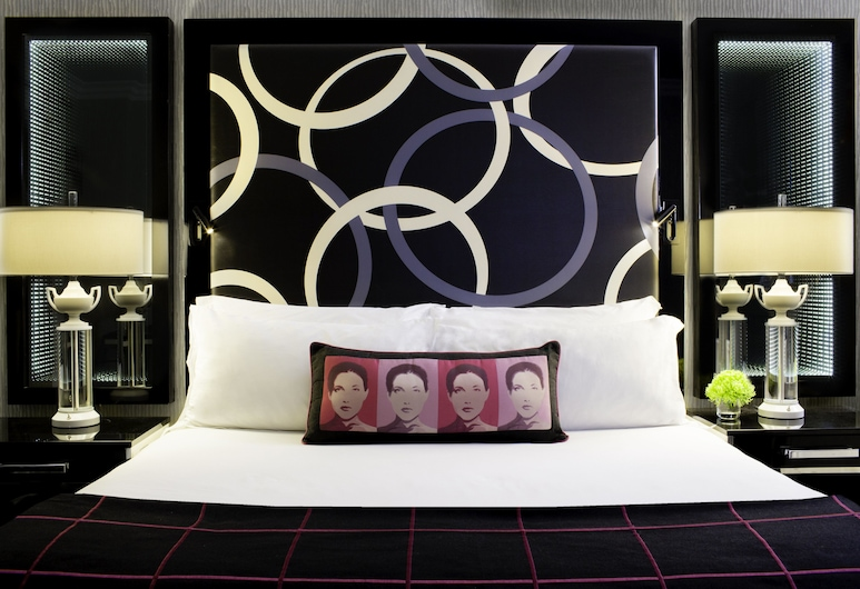 The Kimpton Muse Hotel, New York, Premier Room, 2 Queen Beds, Guest Room