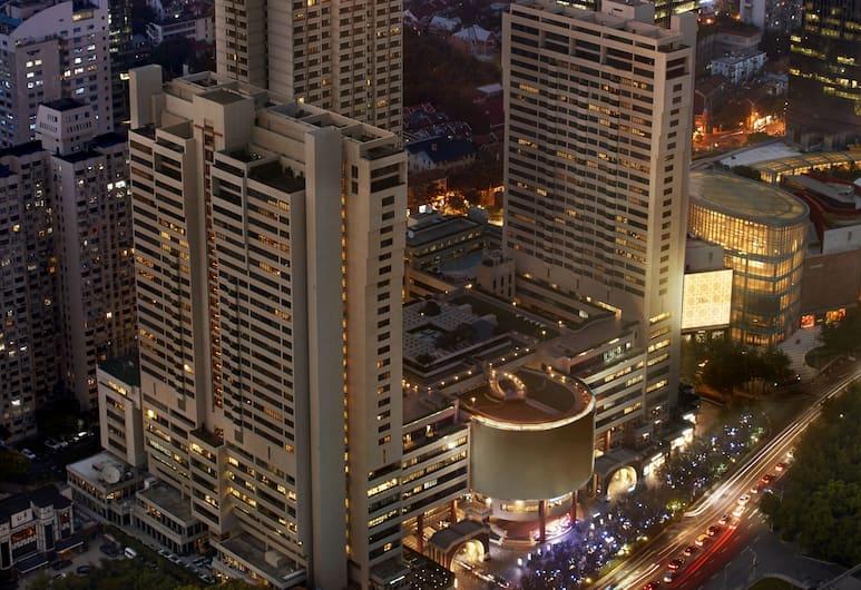 The Portman Ritz-Carlton, Shanghai, Shanghai, Aerial View