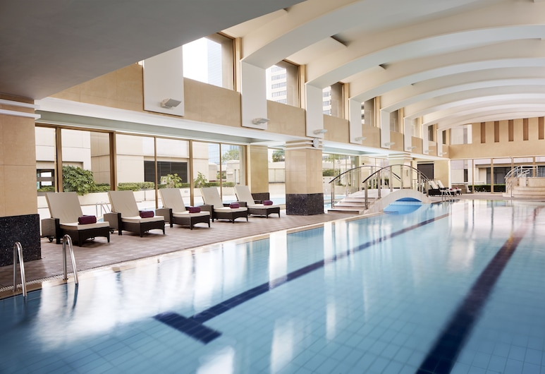 The Portman Ritz-Carlton, Shanghai, Shanghai, Indoor Pool
