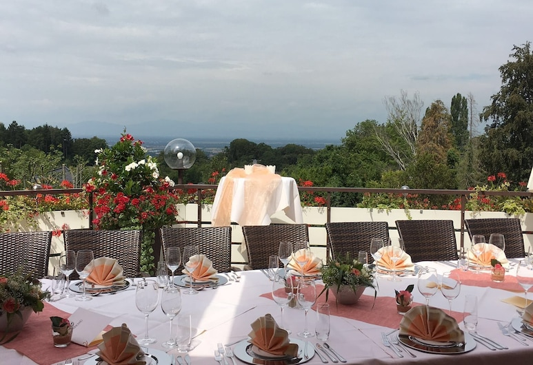 TOP CountryLine Hotel Ritter Badenweiler, Badenweiler, Terrazza/Patio