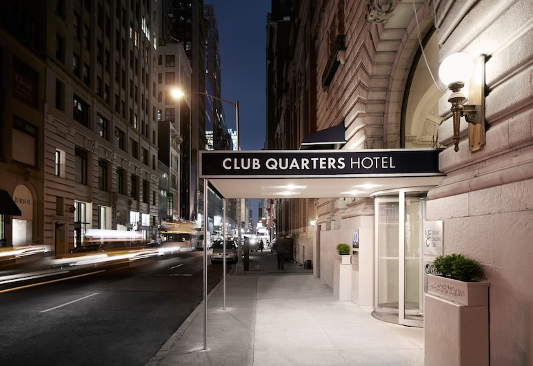 Club Quarters, Times Square - Midtown, New York, Hotelfassade