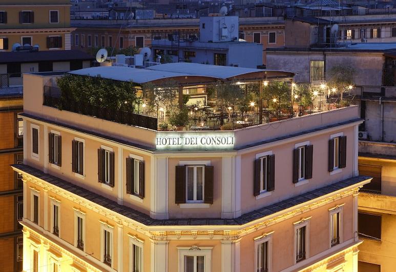 Dei Consoli Hotel, Rom, Udendørsareal