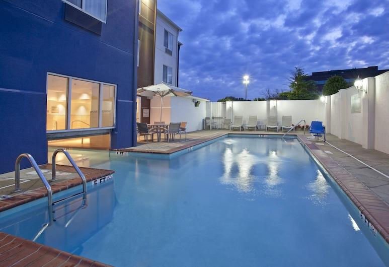 Springhill Suites By Marriott Metro Center, Nashville, Piscina externa
