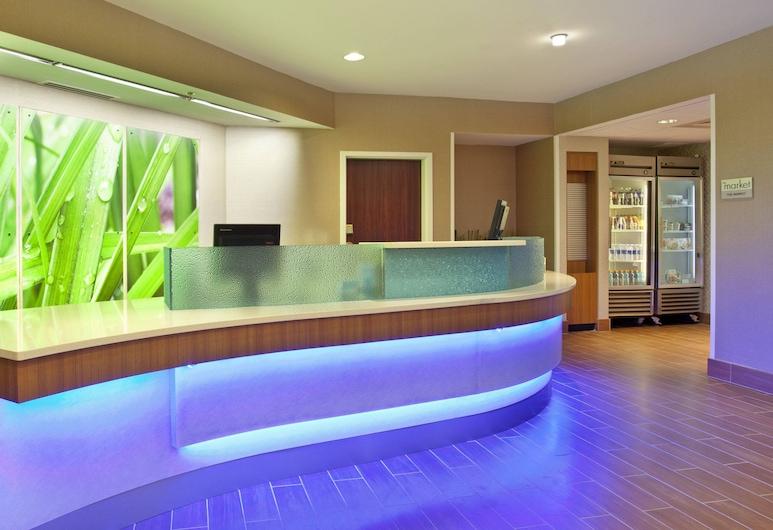 Springhill Suites By Marriott Metro Center, Nashville, Meja Sambut Tetamu