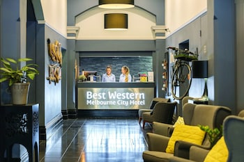 Picture of Best Western Melbourne City in Melbourne