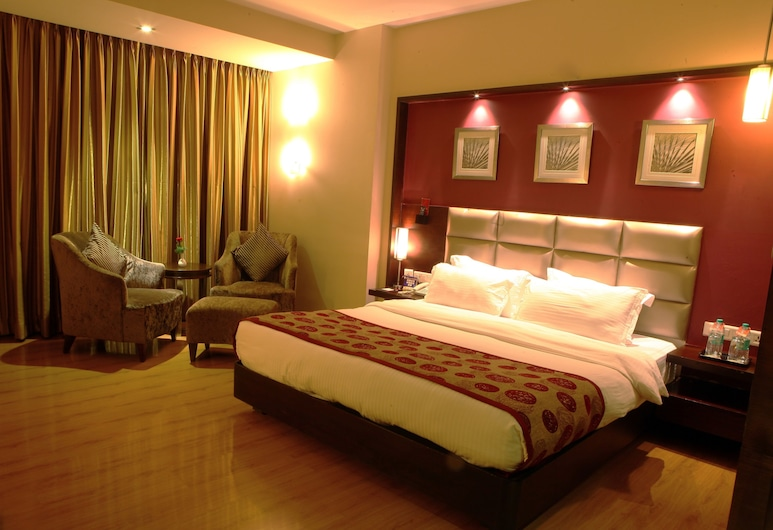 Lords Plaza, Surat, Surat, Pokój Deluxe, Powierzchnia mieszkalna