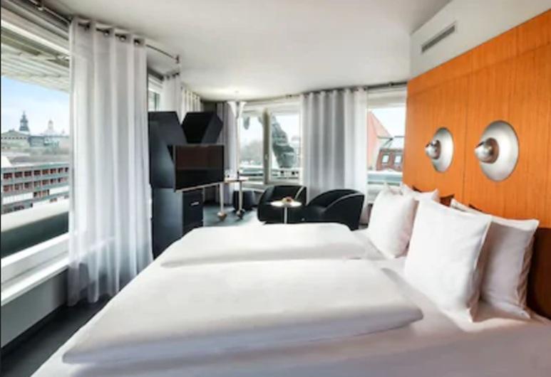 Penck Hotel Dresden, Drēzdene, Penck Suite, Viesu numurs