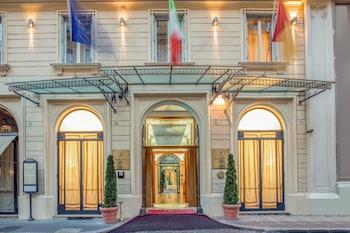 Image de Empire Palace Hotel à Rome