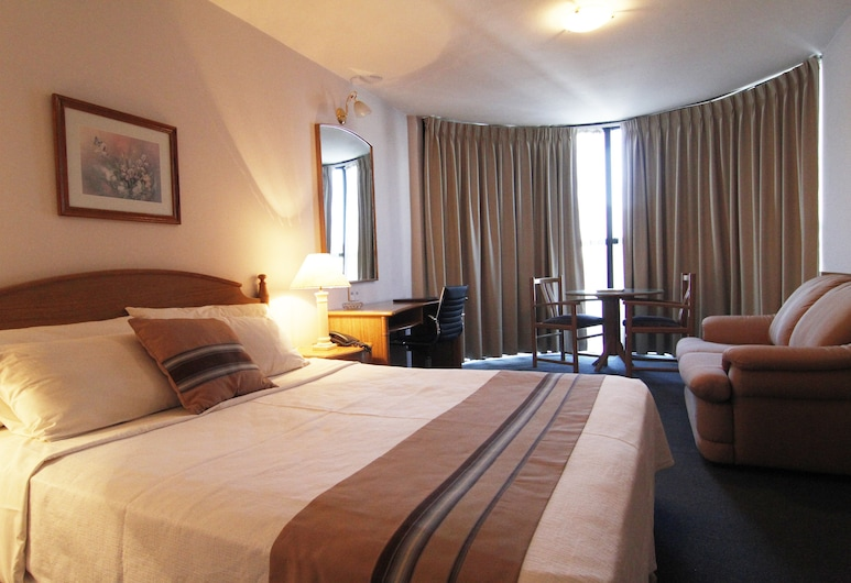 Crystal Palace Hotel, Montevideo, Junior Suite, Bilik Tamu