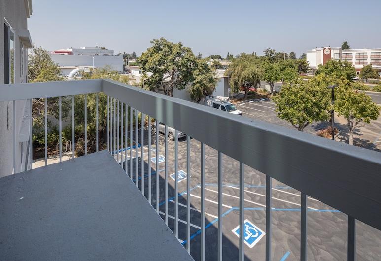 Holiday Inn Express Sunnyvale - Silicon Valley, Sunnyvale, Huone, 1 suuri parisänky, Tupakointi kielletty (Leisure), Vierashuone