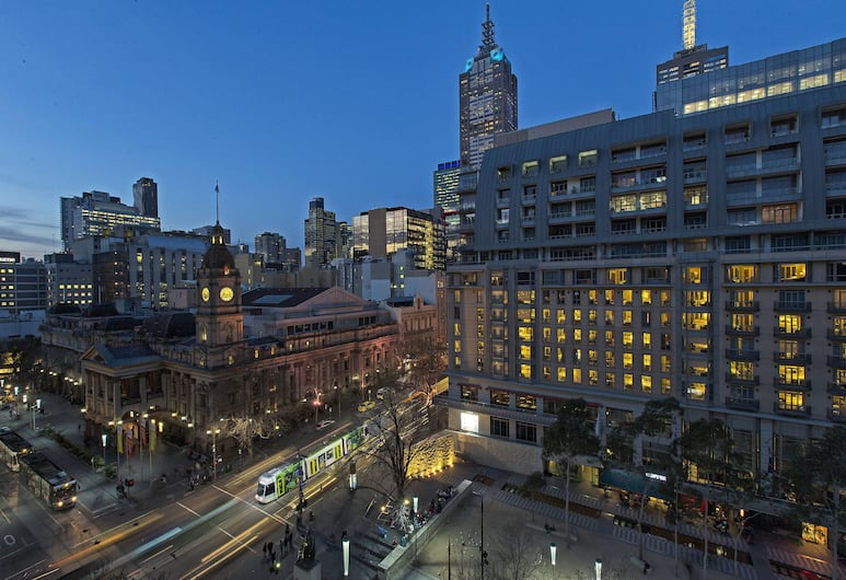 The Westin Melbourne, Melbourne, Välisilme