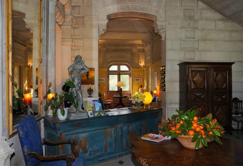 Château de Nieuil, The Originals Collection (Relais du Silence), Nieuil, Reception