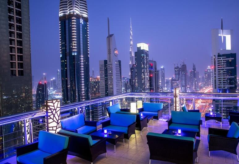 Four Points by Sheraton Sheikh Zayed Road, Dubai, Dubai, Restaurant