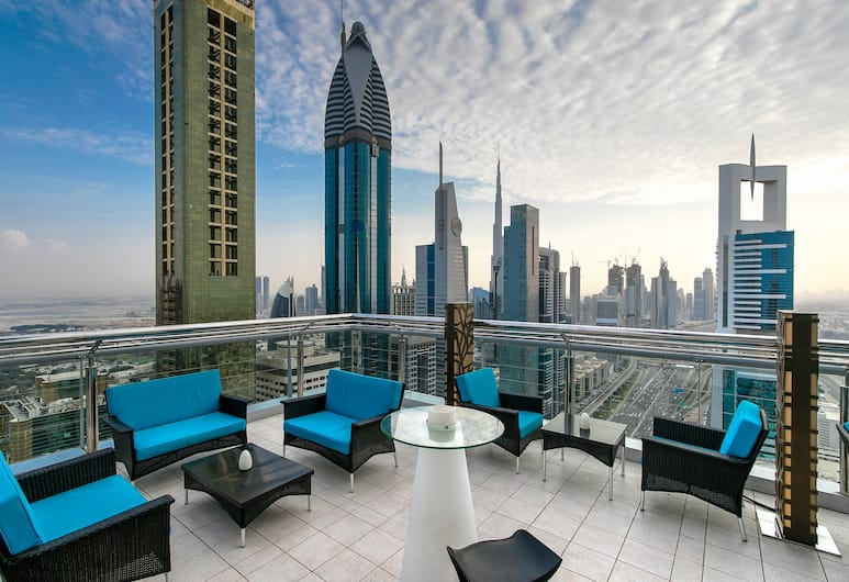 Four Points by Sheraton Sheikh Zayed Road, Dubai, Dubai, Terrace/Patio