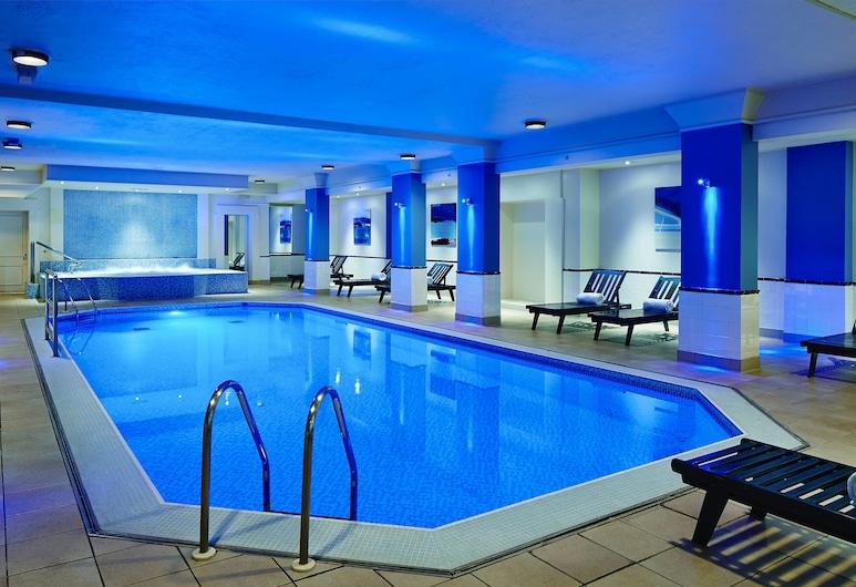 Birmingham Marriott Hotel, Birmingham, Indoor Pool