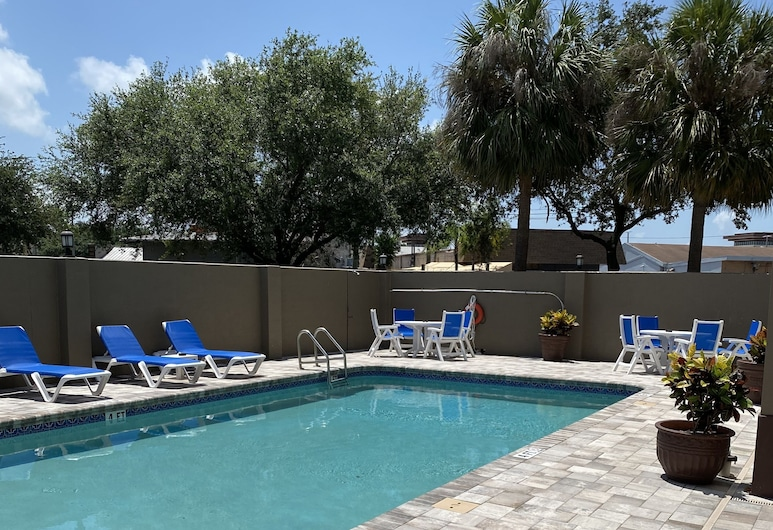 Best Western Tampa, Tampa, Açık Yüzme Havuzu
