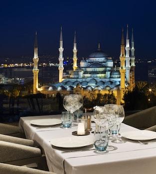 Фото Hotel Arcadia Blue Istanbul у місті Стамбул