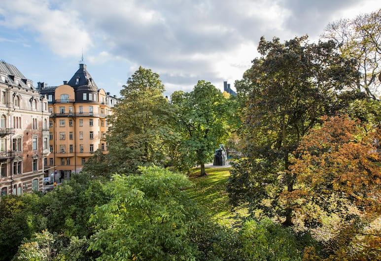 Hotel Tegnerlunden, שטוקהולם, חדר זוגי, נוף לפארק