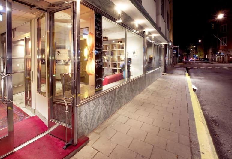 Clarion Collection Hotel Wellington, Stockholm, Vchod do hotela