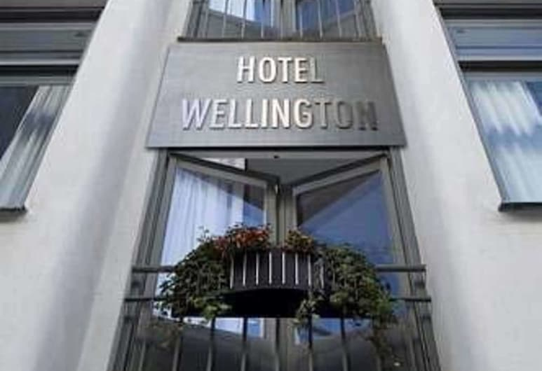 Clarion Collection Hotel Wellington, Stockholm, Exterior