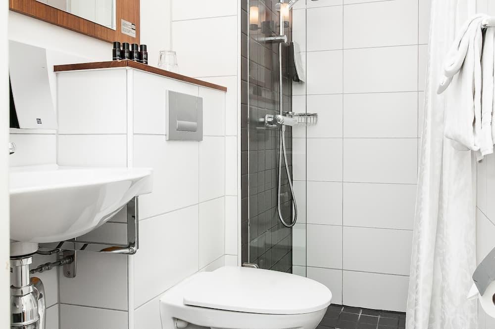 Standartinio tipo dvivietis kambarys (2 viengulės lovos) (Includes a light evening meal) - Vonios kambarys