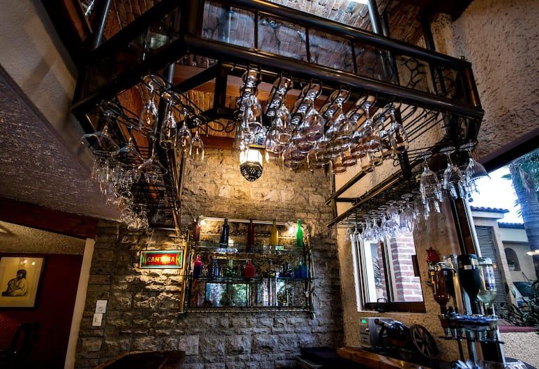 La Mansión del Sol, Zapopan, Bar de l'hôtel