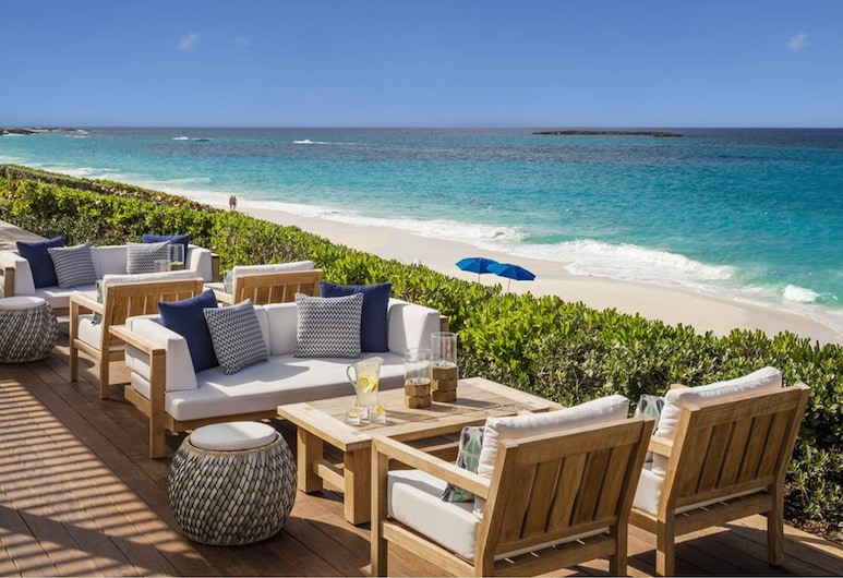 The Ocean Club, A Four Seasons Resort, Bahamas, Paradise Island, Outdoor Dining