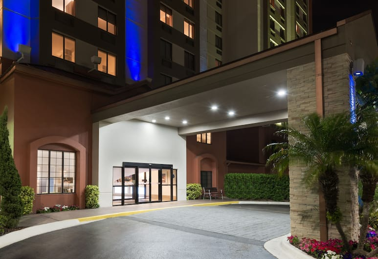 Holiday Inn Express & Suites Nearest Universal Orlando, Orlando, Außenbereich