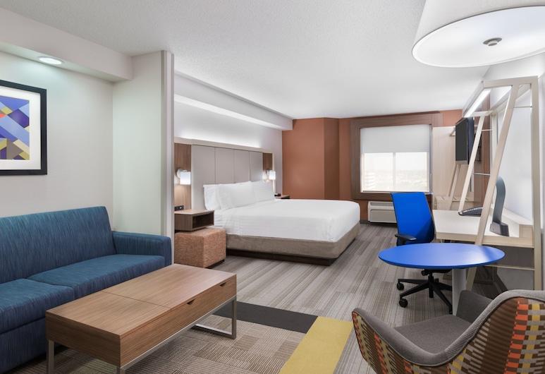 Holiday Inn Express & Suites Nearest Universal Orlando, an IHG Hotel, Orlando, Suite, 1 cama King size, para no fumadores, Habitación