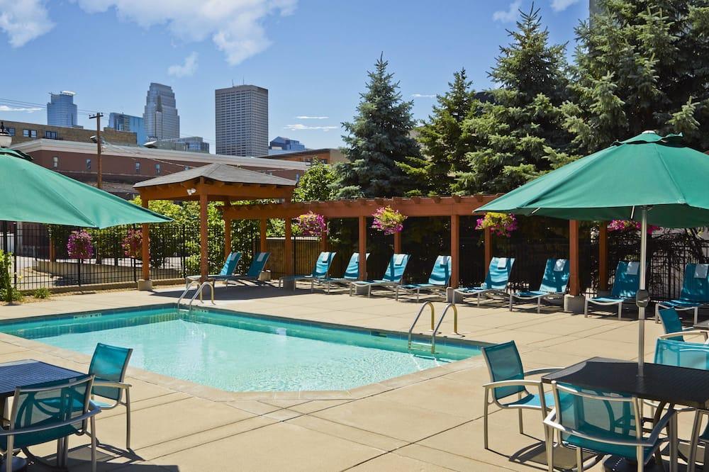 TownePlace Suites by Marriott Minneapolis Downtown/NorthLoop, Minneapolis