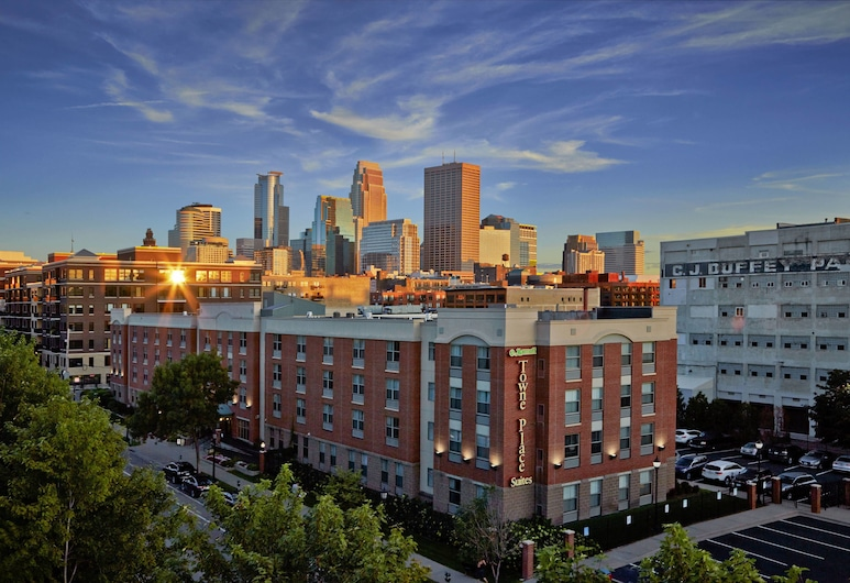 TownePlace Suites by Marriott Minneapolis Downtown/NorthLoop, Minneapolis