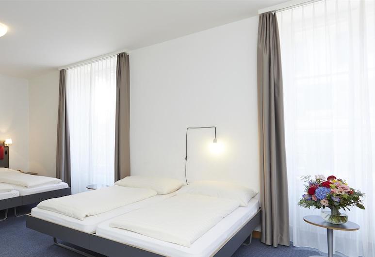 Metropole Easy City Hotel , Berne, Chambre Familiale (Easy), Chambre