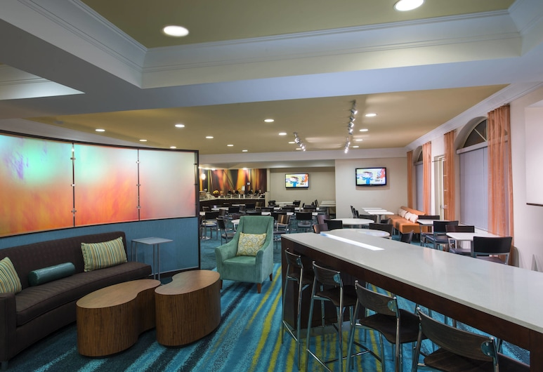 Springhill Suites by Marriott Williamsburg, Williamsburg, Lobby