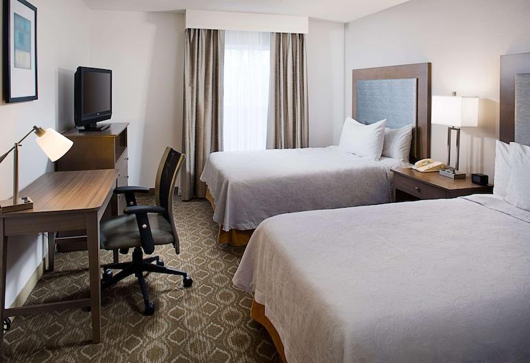 The Homewood Suites by Hilton Colorado Springs North, Colorado Springs, Apartament typu Suite, 2 łóżka podwójne, Pokój