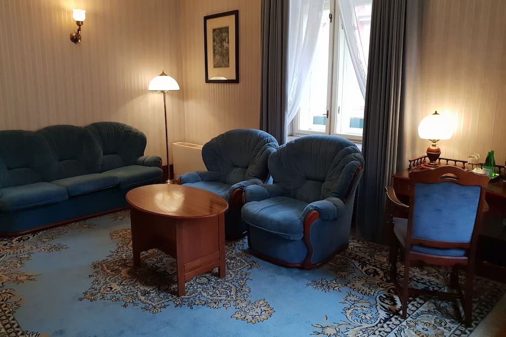Obiteljska soba - Dnevna soba