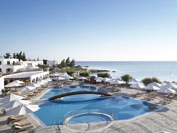 Mynd af Creta Maris Beach Resort - All Inclusive í Hersonissos