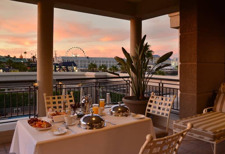 Cape Grace Hotel, Le Cap, Suite, 1 chambre, Balcon